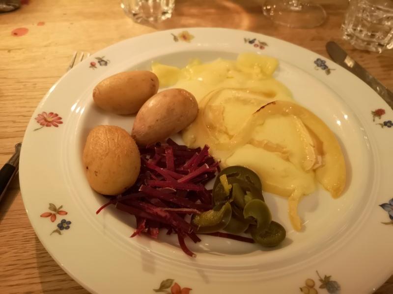 Raclette Aletsch