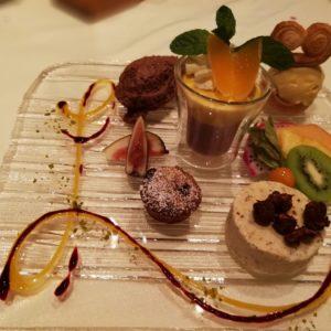 Desserteller Nidwaldnerhof