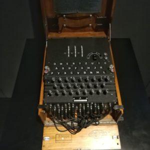 Nachbildung Enigma