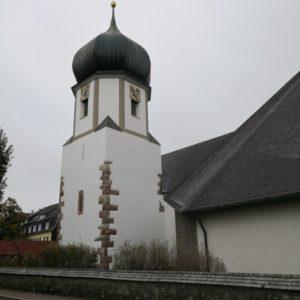 Kirchturm Hinterzarten