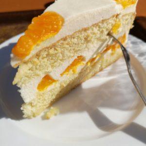 Mandarinen - Quarktorte